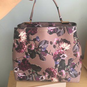 Floral Tote Bag by Love and Lore